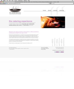 The Catering Experience, Norwich